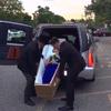 выпускница в гробу