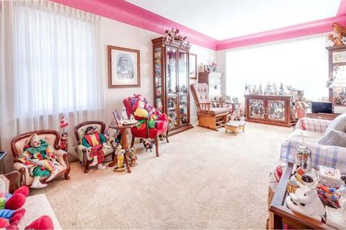 дом с клоунами