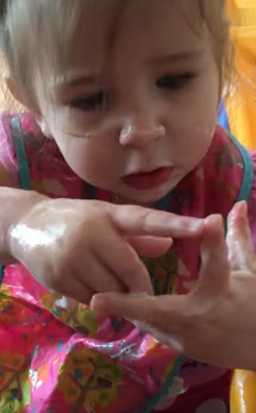 йогурт вместо краски