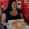 торговый автомат с пиццей