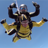101-летний парашютист