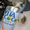 кокосовая вода с кальмаром