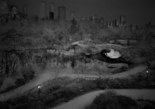 фотографии безлюдного парка