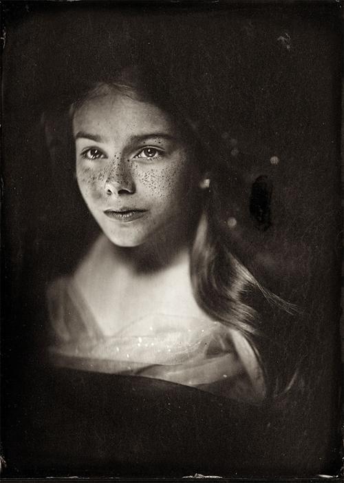 фотопортреты в технике 19 века