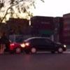 водитель впал в истерику