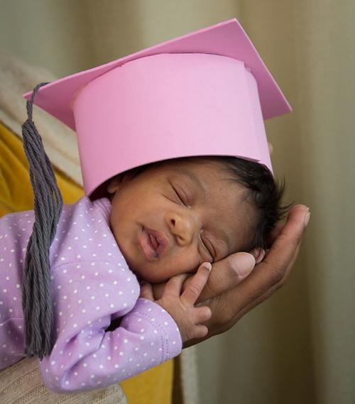 выпускные вечера для младенцев