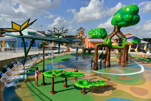 аквапарк для инвалидов