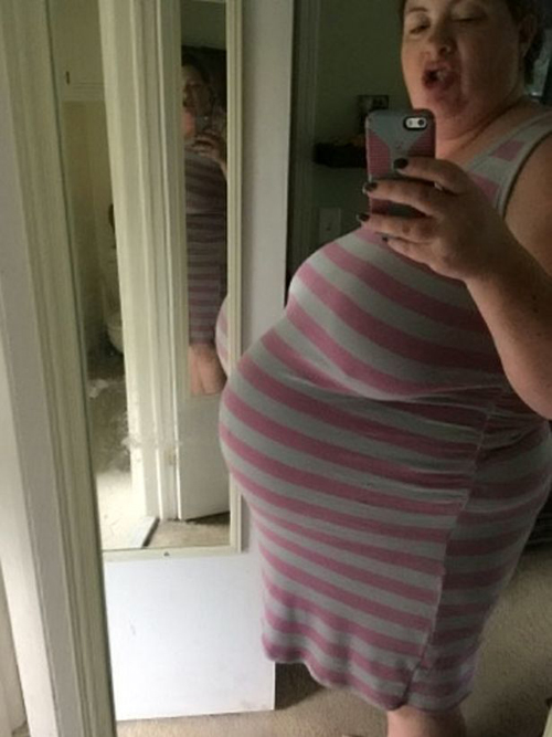 необычайно крупный младенец