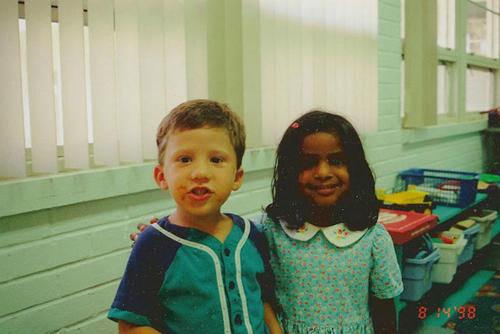 влюблённость из детского сада
