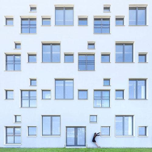 фотографии с архитектурой