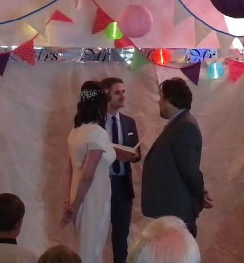 гостья возразила на свадьбе
