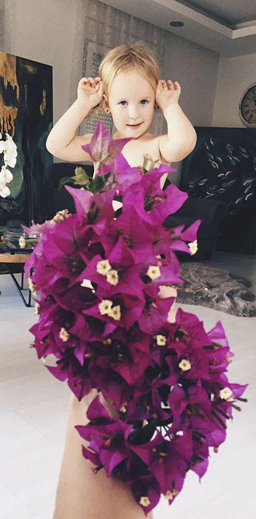 платья из растений