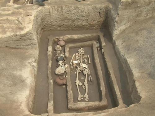 великаны жившие 5000 лет назад