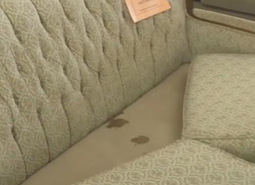 одержимый диван приносит беды