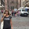 туристка воссоздала старые фото