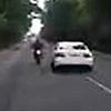 погоня за мотоциклисткой