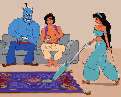 герои мультфильмов сегодня