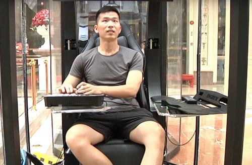 игровые кабинки для мужчин