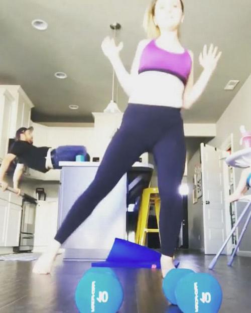 опасный фитнес