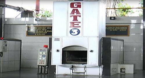 крематорий с печами в самолётах