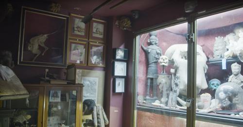 самый странный музей лондона