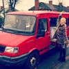 путешествие в почтовом фургоне
