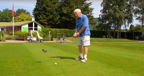 старейший гольфист великобритании