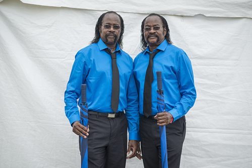 тематический фестиваль близнецов