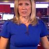 пикантная сцена во время новостей