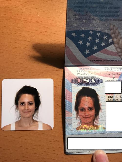 ужасная фотография в паспорте