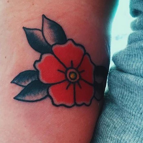 12-летний мастер татуировки
