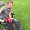 подросток переделал скутер
