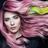 изменение цвета волос феном