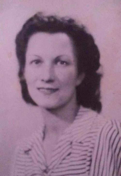 призрак бабушки на фото