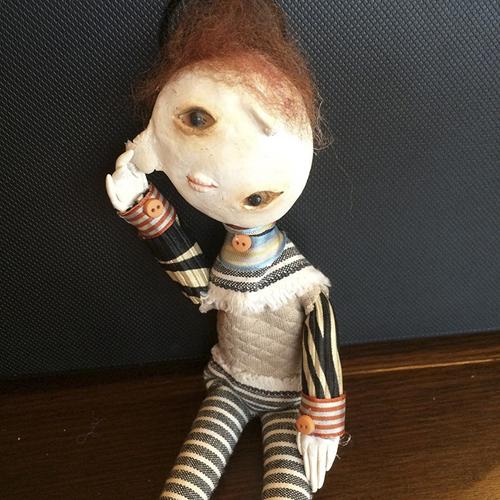 шедевры юного скульптора