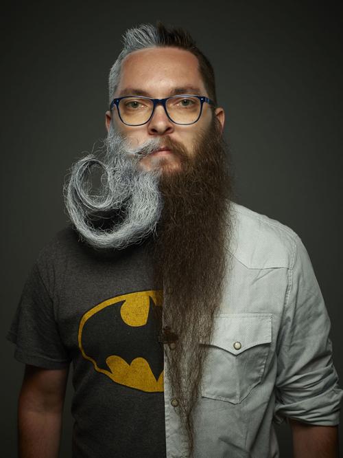 лучшие бороды и усы