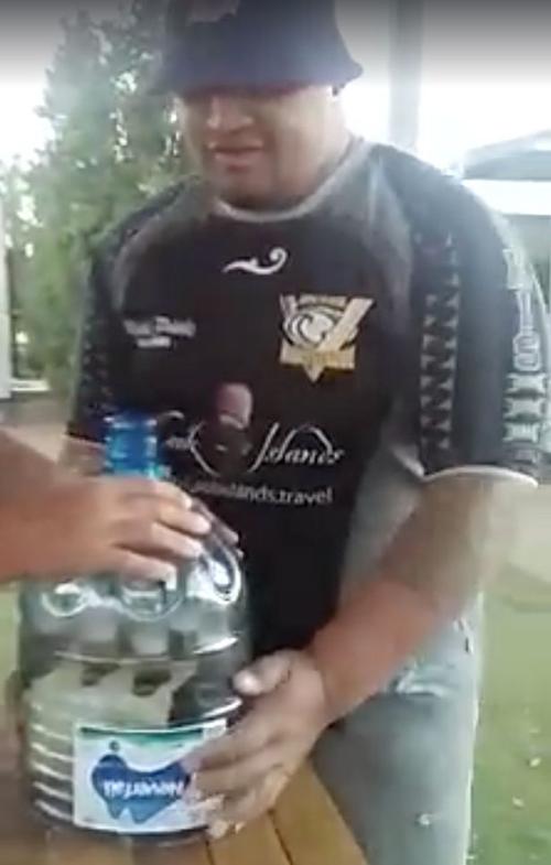 быстро выпитое пиво