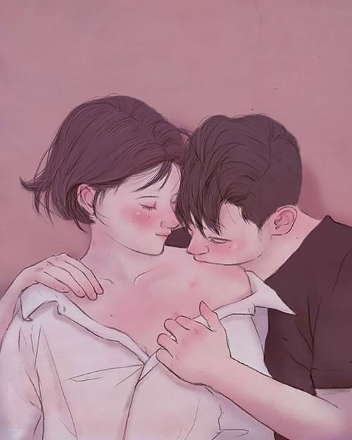 нежные и романтичные картины