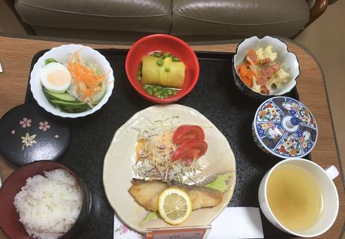 еда в японском роддоме