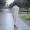 студент в традиционной одежде