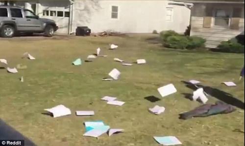 ветер унёс домашнее задание