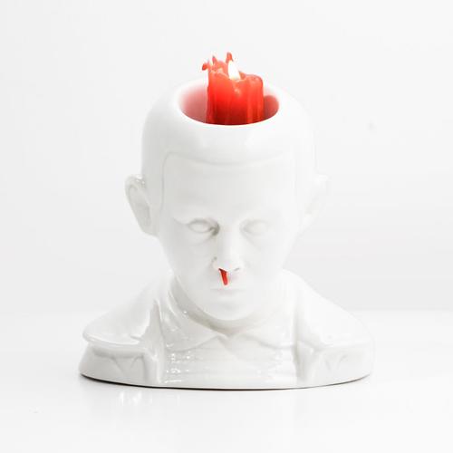 свеча с носовым кровотечением