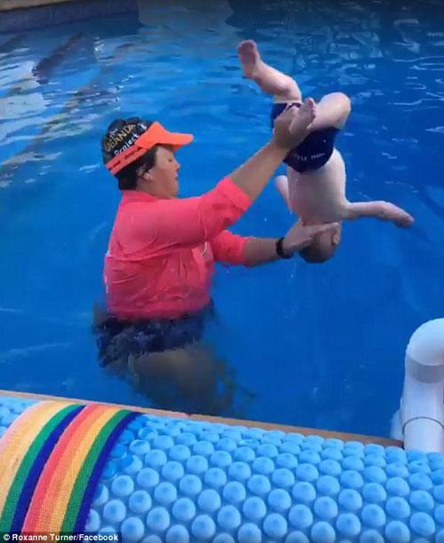 экстремальное плавание для детей