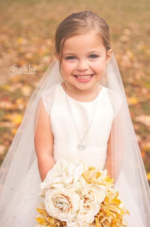 свадебная фотосессия детей