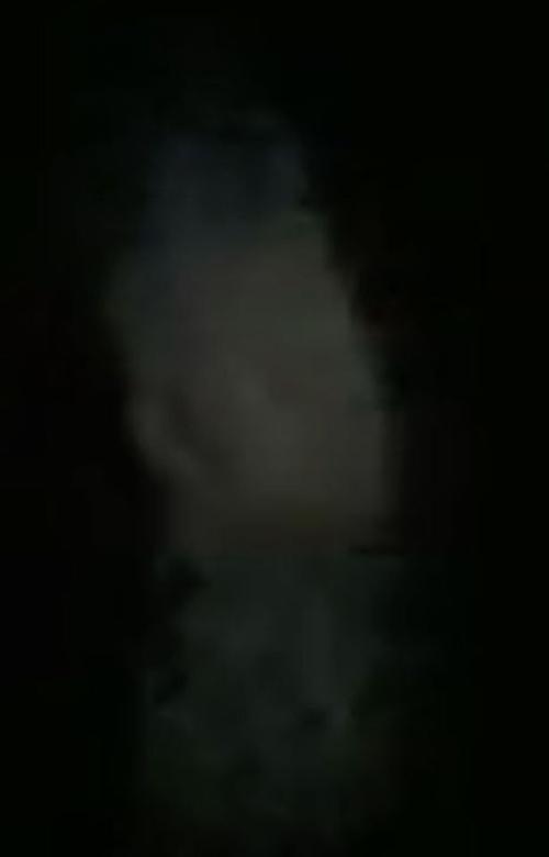 призрак без головы и с ребёнком