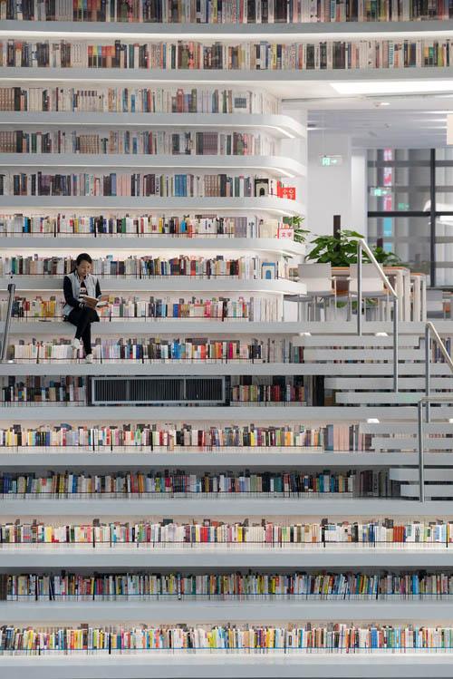 самая лучшая библиотека в мире