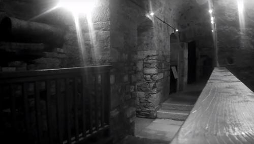 призрак убийцы в тюрьме