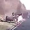 неудачный обгон привёл к аварии
