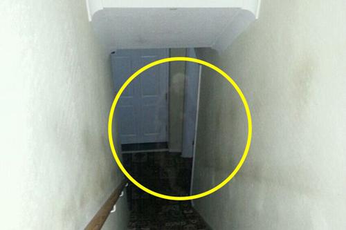 фотография призрака старушки