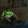 велосипедист съехал под машину